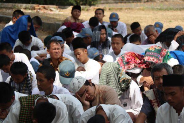 Sholat Istisqo - SMK Negeri 2 Tasikmalaya